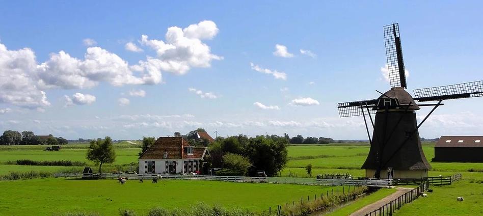 Nederland-molen