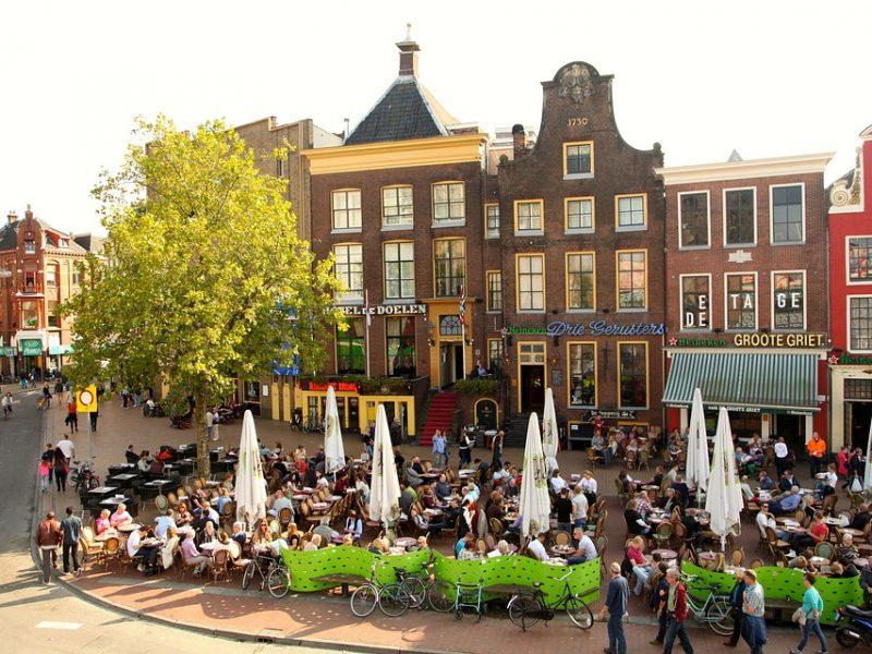 Citytrip Nederland